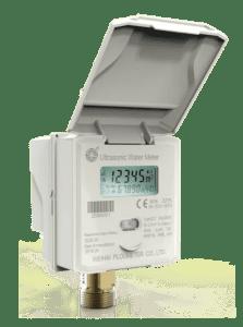 Wodomierz ultradźwiękowy SC7 DN 15 – DN 40